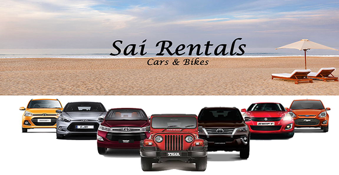 Sai Car Rental in Calangute, Goa-403516   Sulekha Goa