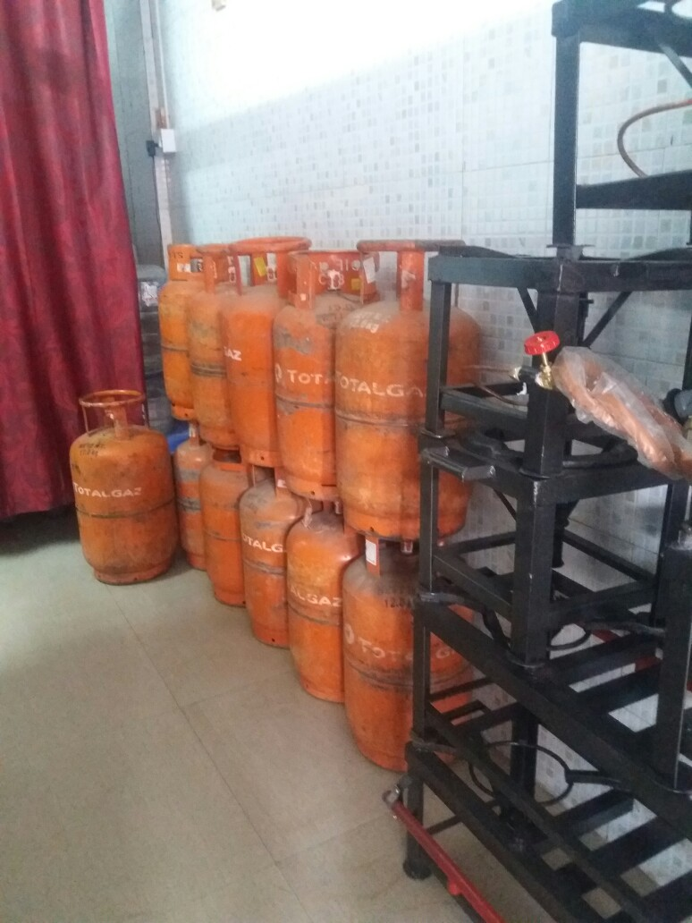 Gas Agencies in Richmond Town, Bangalore, Suppliers