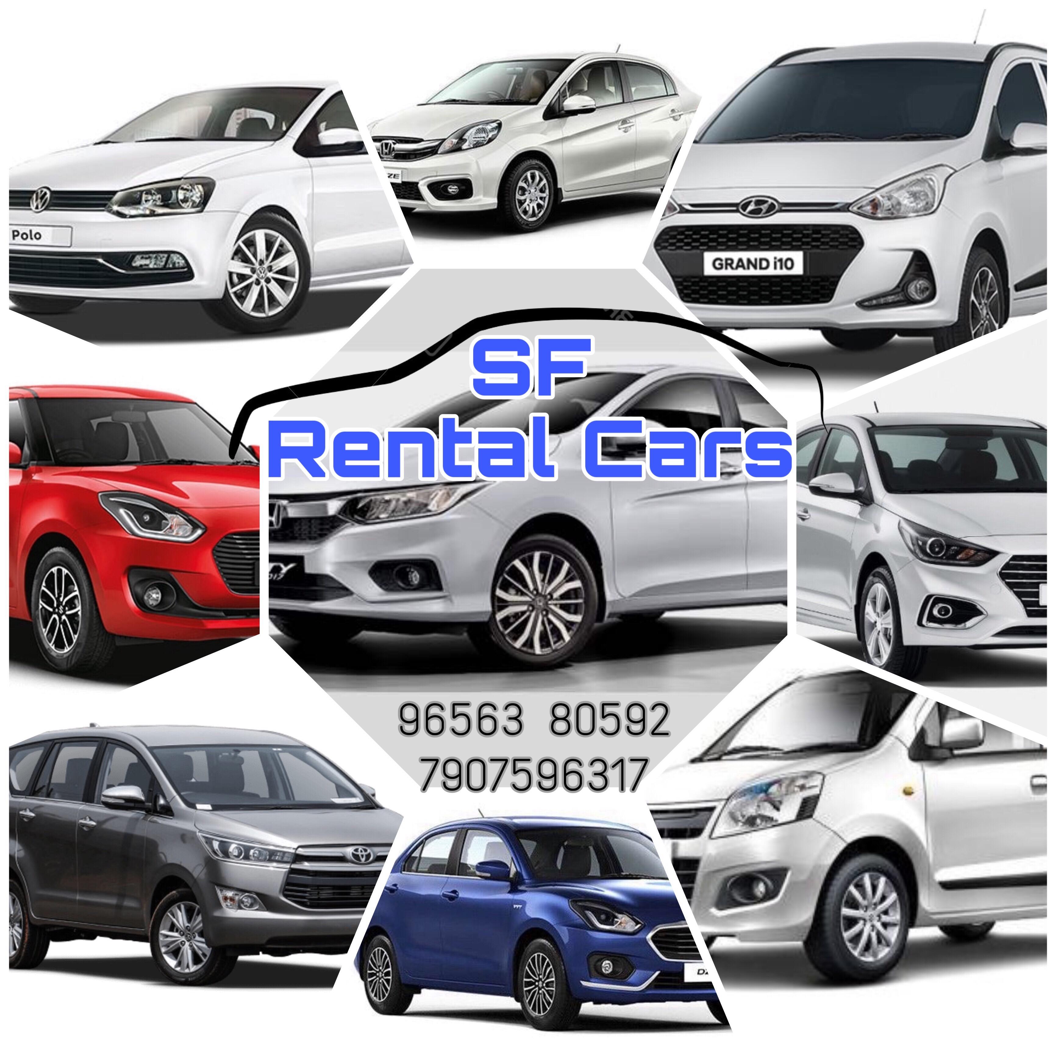 SF rent a car in Thirunakkara, Kottayam-686001   Sulekha