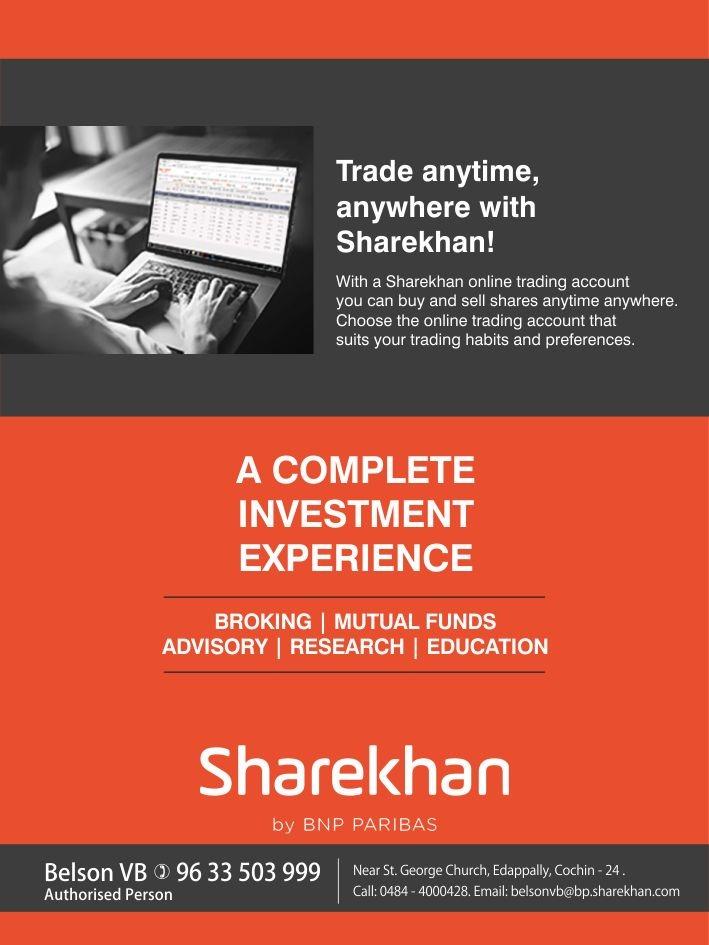 Sharekhan in Edappally, Cochin-682024 | Sulekha Cochin