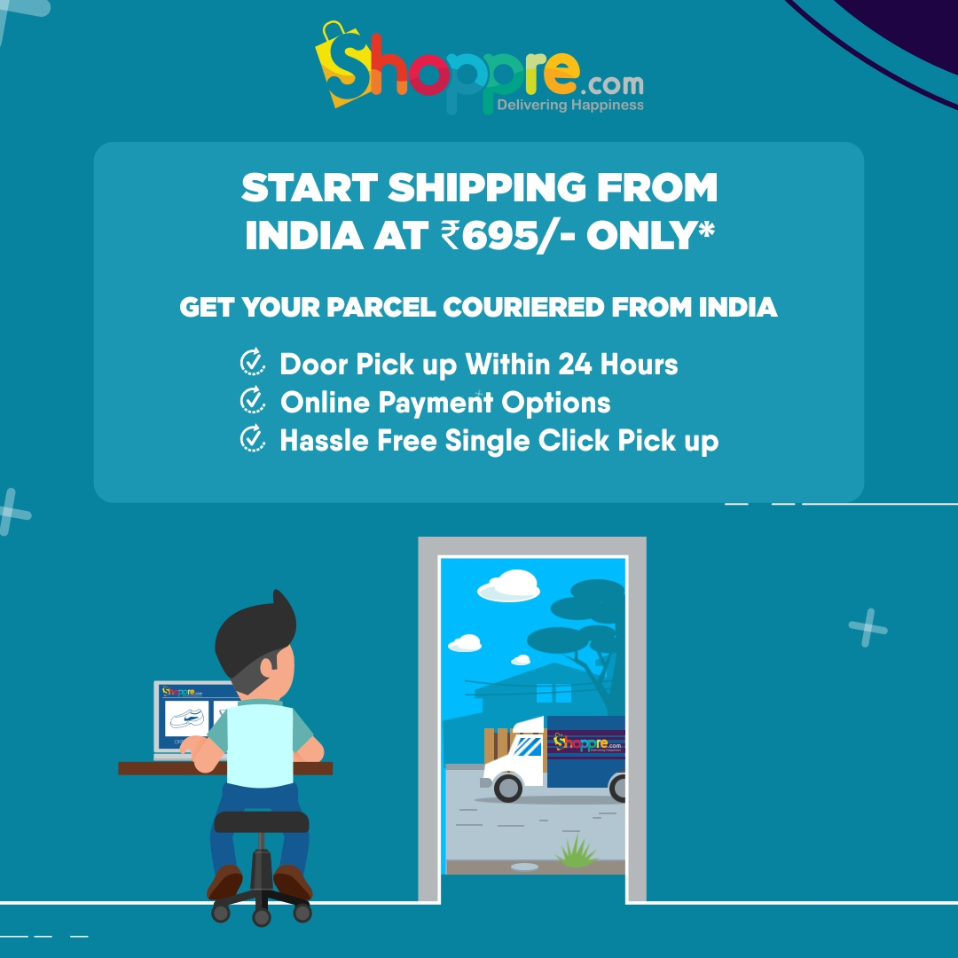 Shoppre - International Parcel Services Shipping Company in