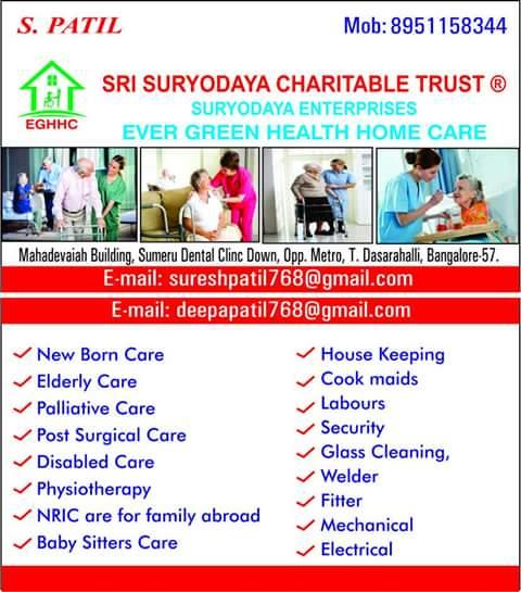 Shree Suryodaya Enterprises in T  Dasarahalli, Bangalore-560057