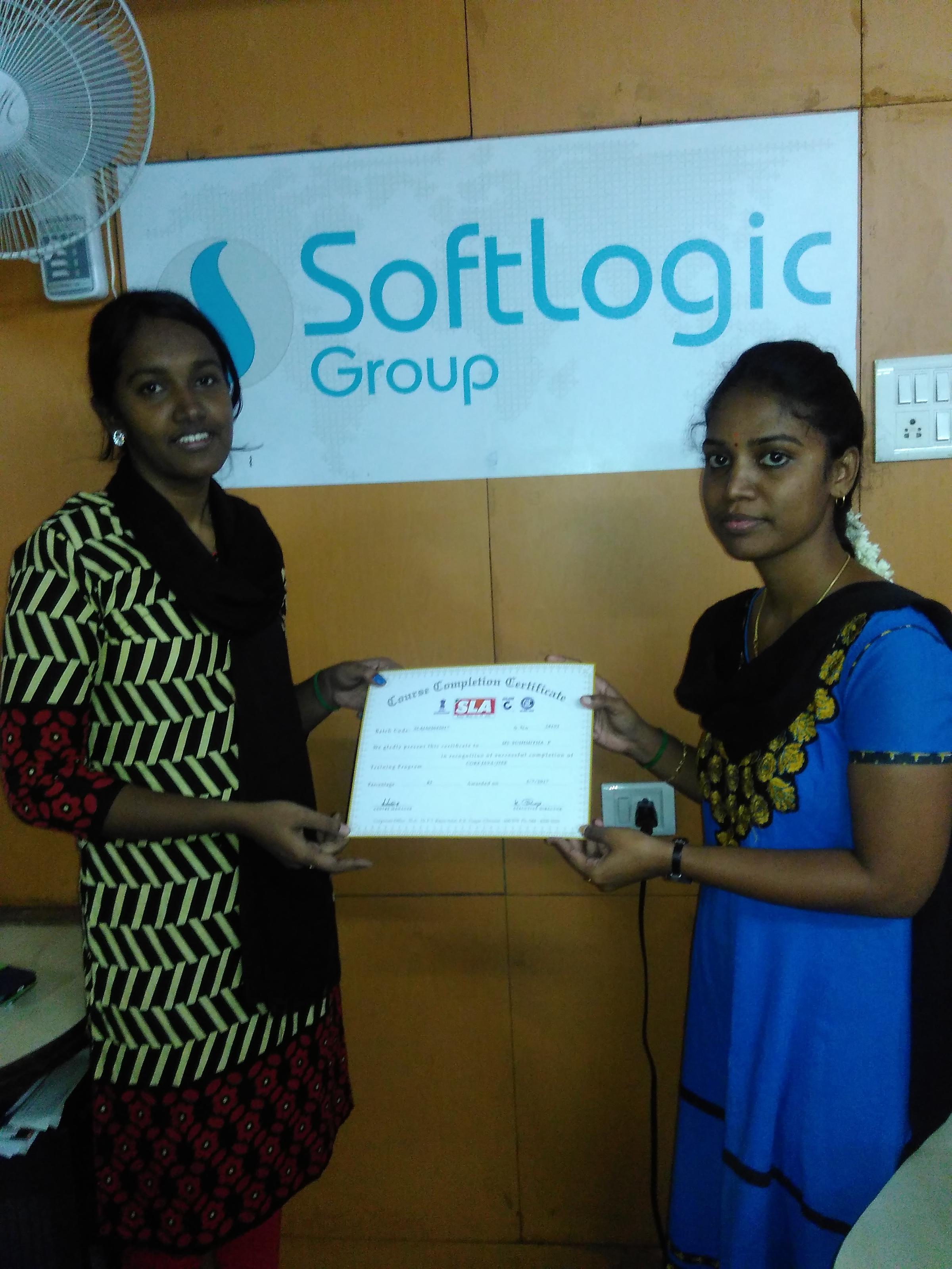 Softlogic Academy Pvt  Ltd  in KK Nagar, Chennai-600078 | Sulekha