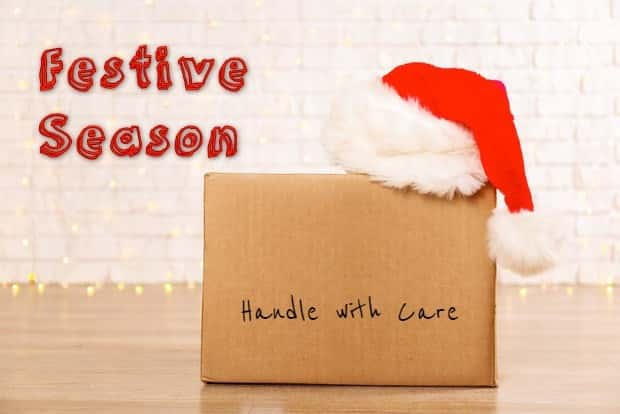 moving tips during festivity