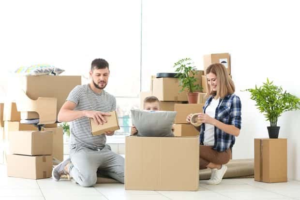 pre moving tips