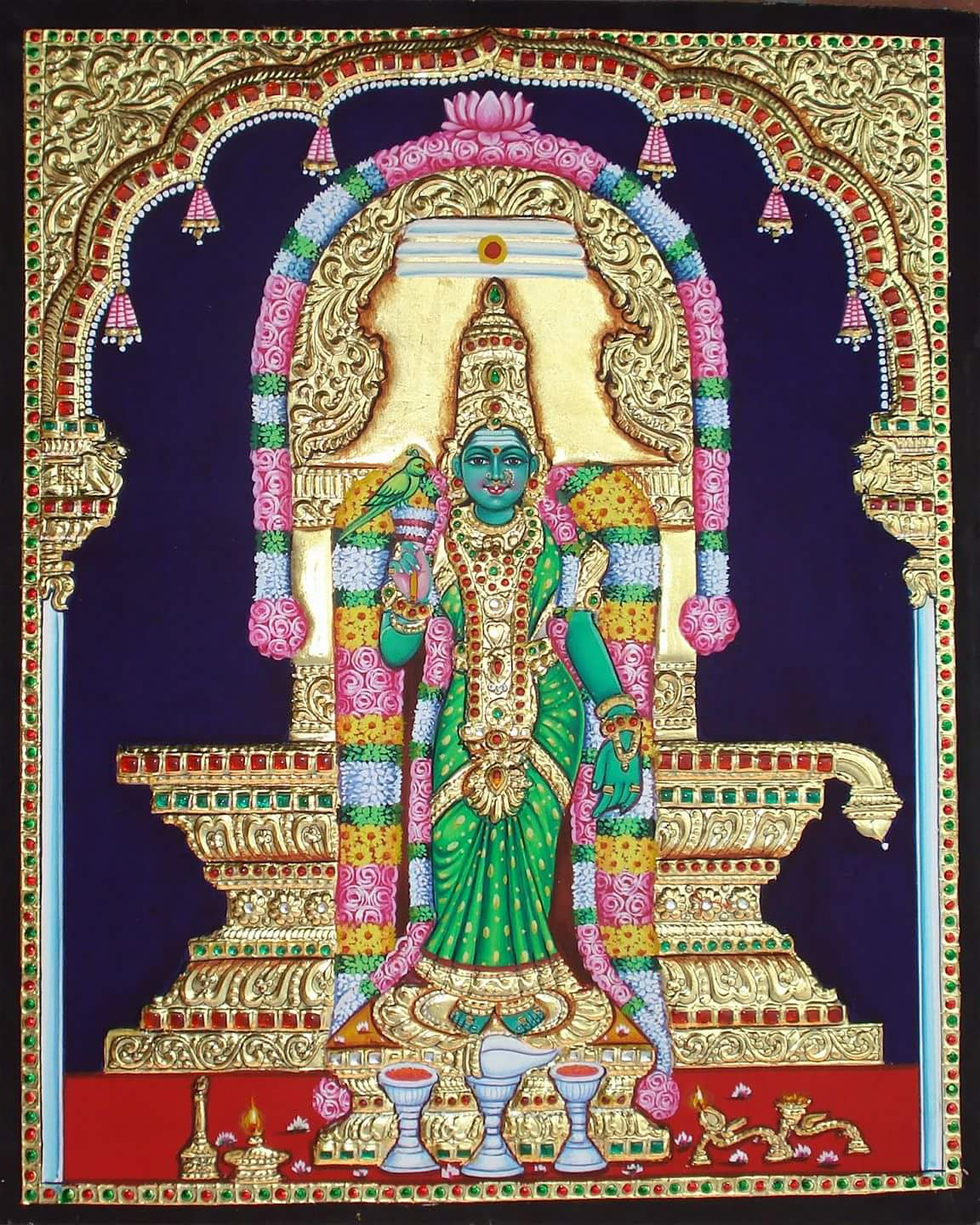 Tanjore Painting Art Gallery in Allithurai, Trichy-620102 | Sulekha Trichy