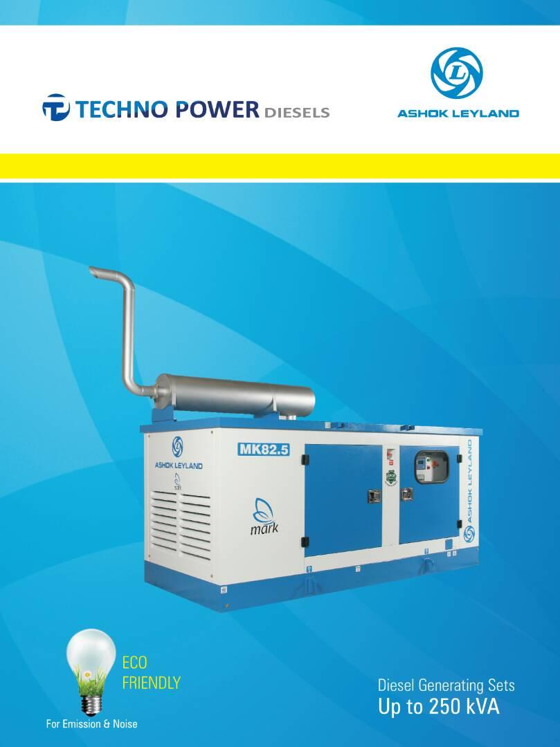 Top Generator Dealers in Thrissur, Best Diesel Generator Dealers