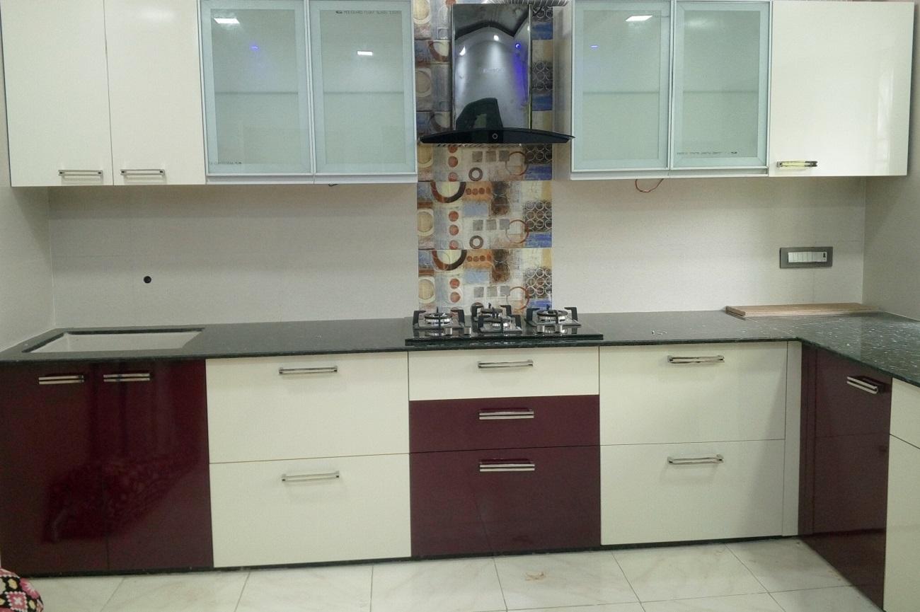 Phenomenal The Square Modular Kitchens Interiors In Airoli Mumbai Interior Design Ideas Lukepblogthenellocom