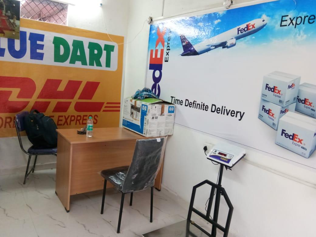 Door to Door International Shipping Companies in Hyderabad