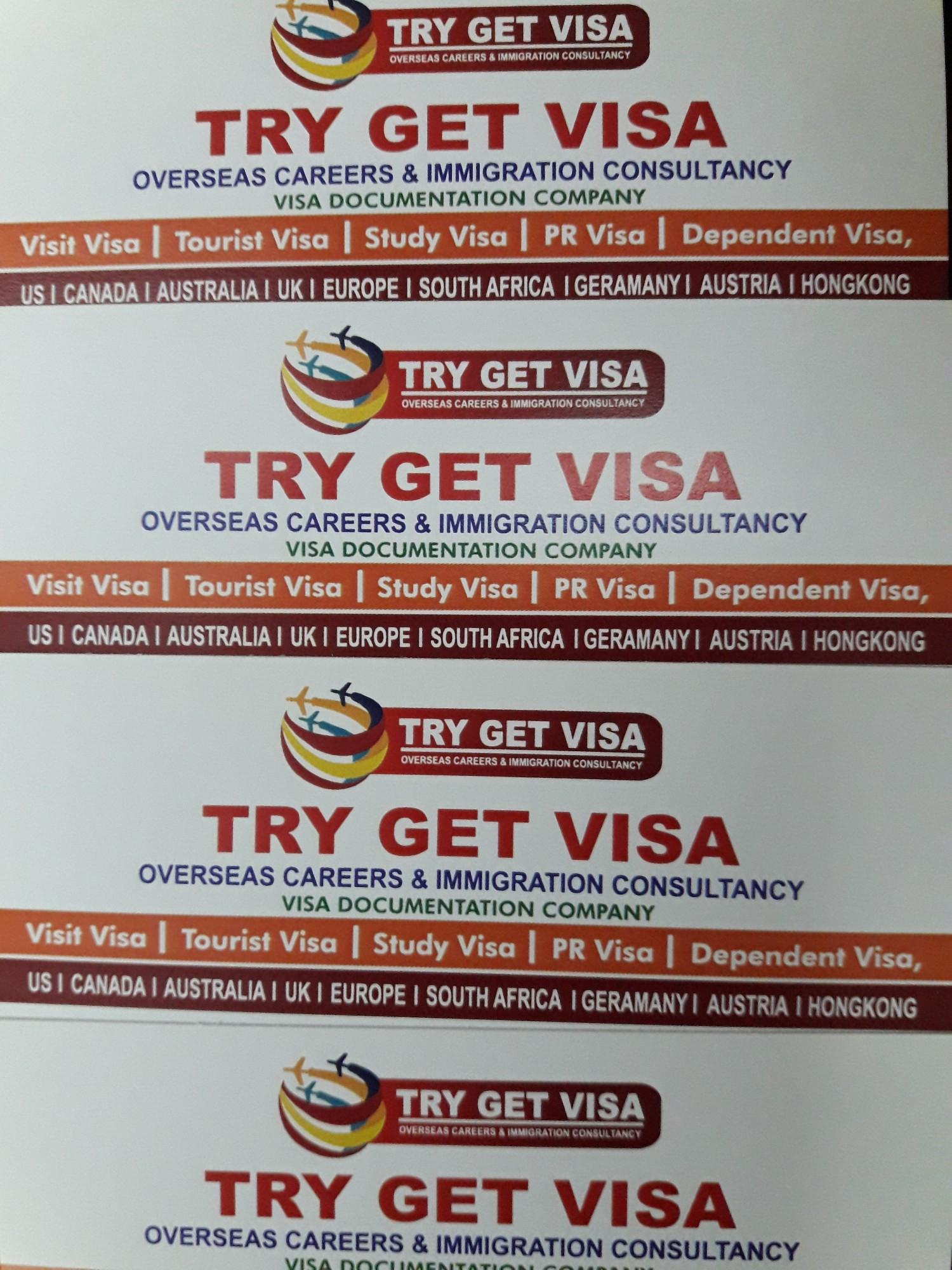 Try Get Visa Overseas Career & Immigration Consultancy in Abids