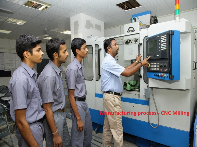 CNC Programming Training in Chennai, Classes, Courses