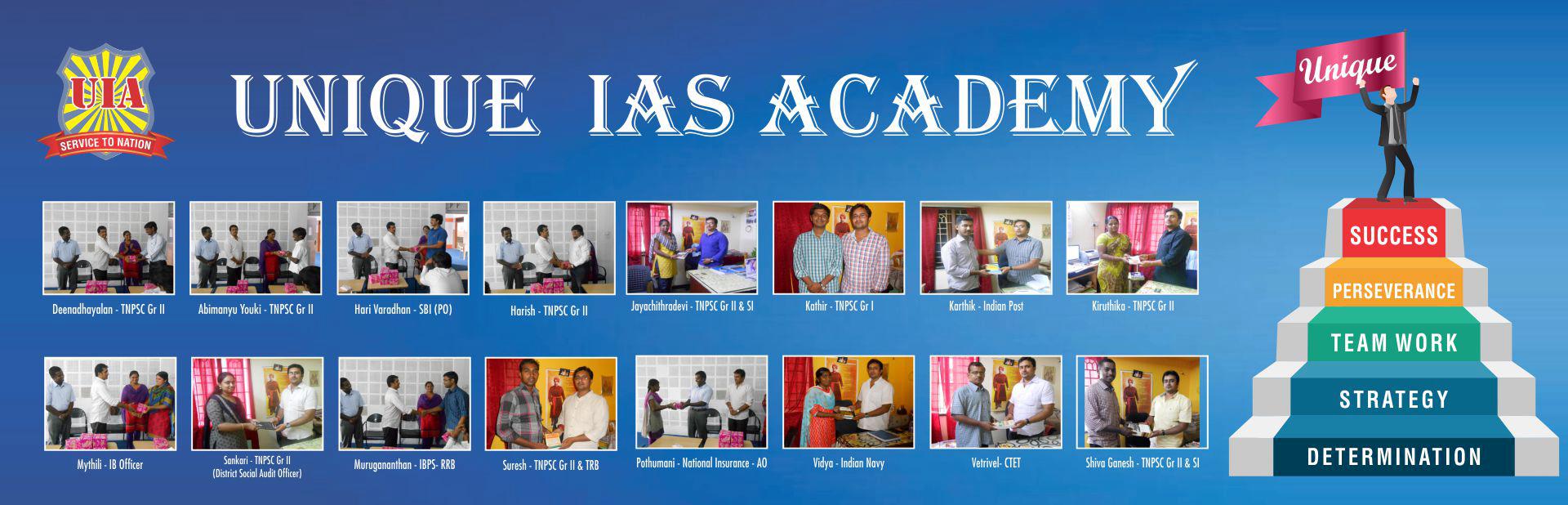 Unique IAS Academy in Gandhipuram, Coimbatore-641012   Sulekha