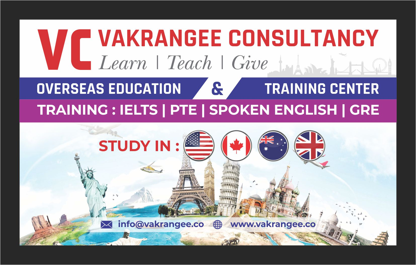 Vakrangee Consultancy in Himayat Nagar, Hyderabad-500029