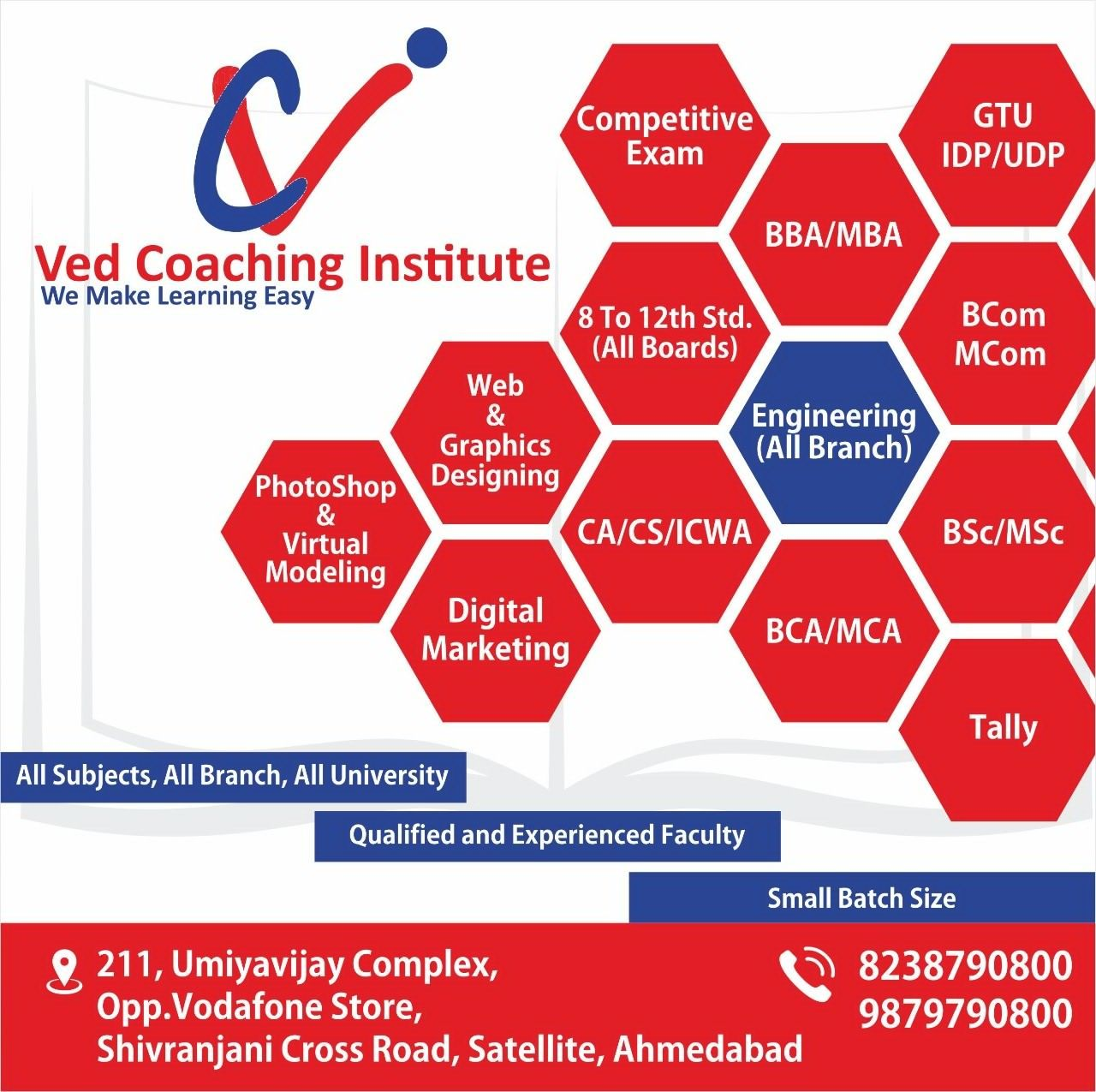 Engineering Coaching Classes in Satellite, Ahmedabad | Sulekha Ahmedabad