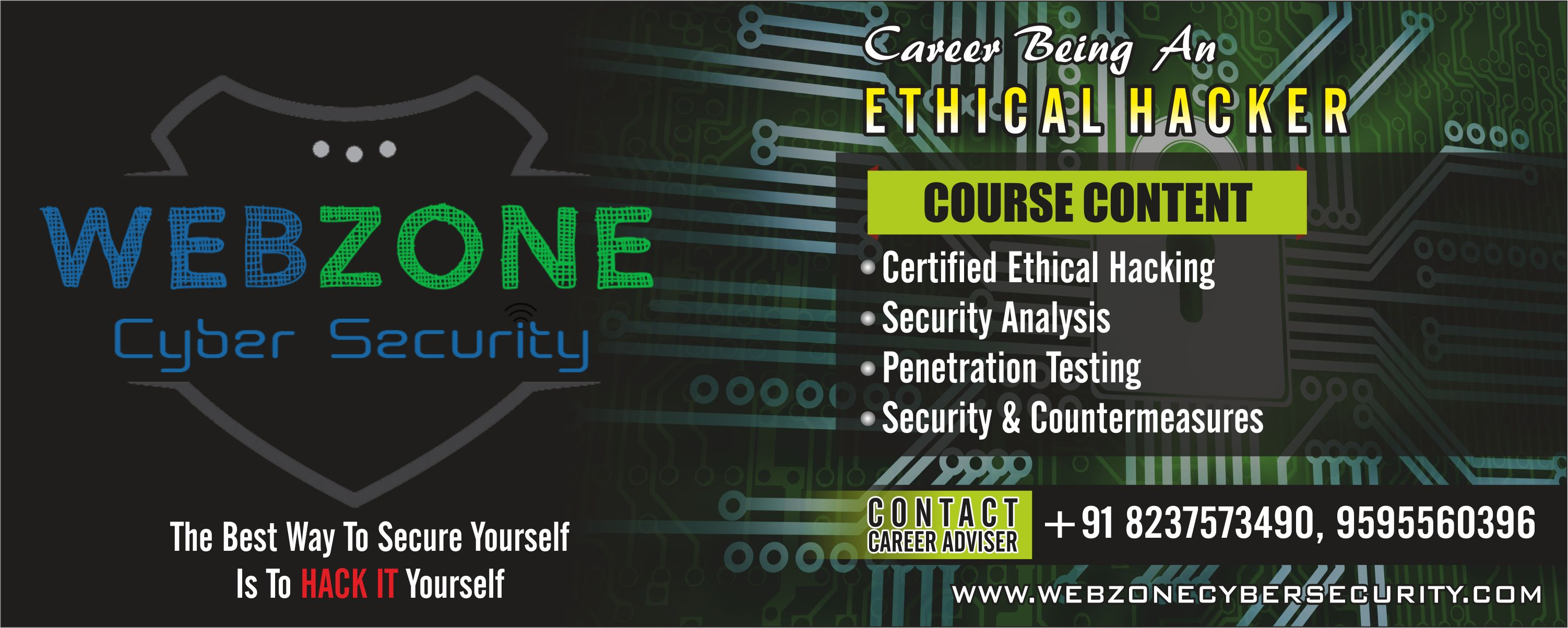 Ethical Hacking Course in Nagpur, Ethical Hacking Training
