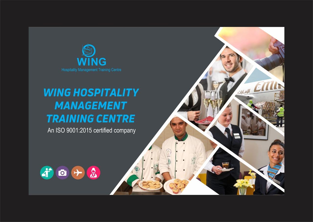 Wing Hospitality Management Training Centre in Dum Dum