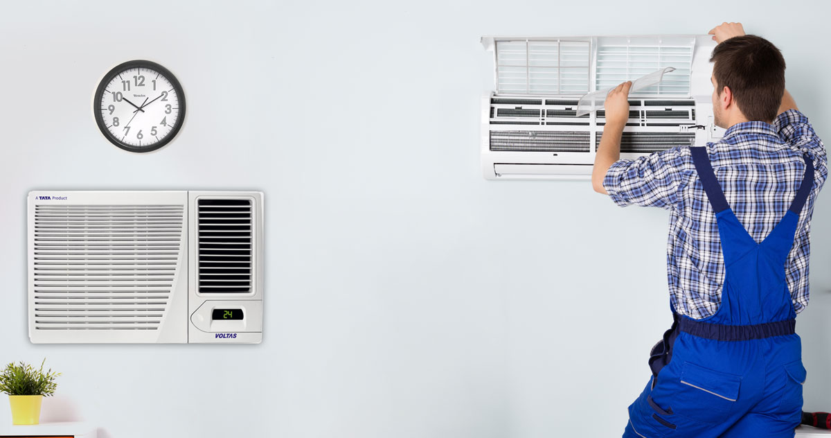 Best AC Service in Delhi, Split, Window AC Service Center | Sulekha